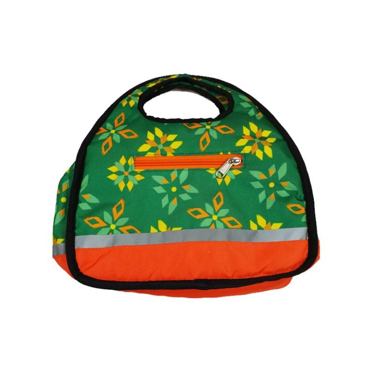green_lunch_bag