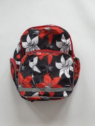 PAGASA RED ZIPPER FLORAL